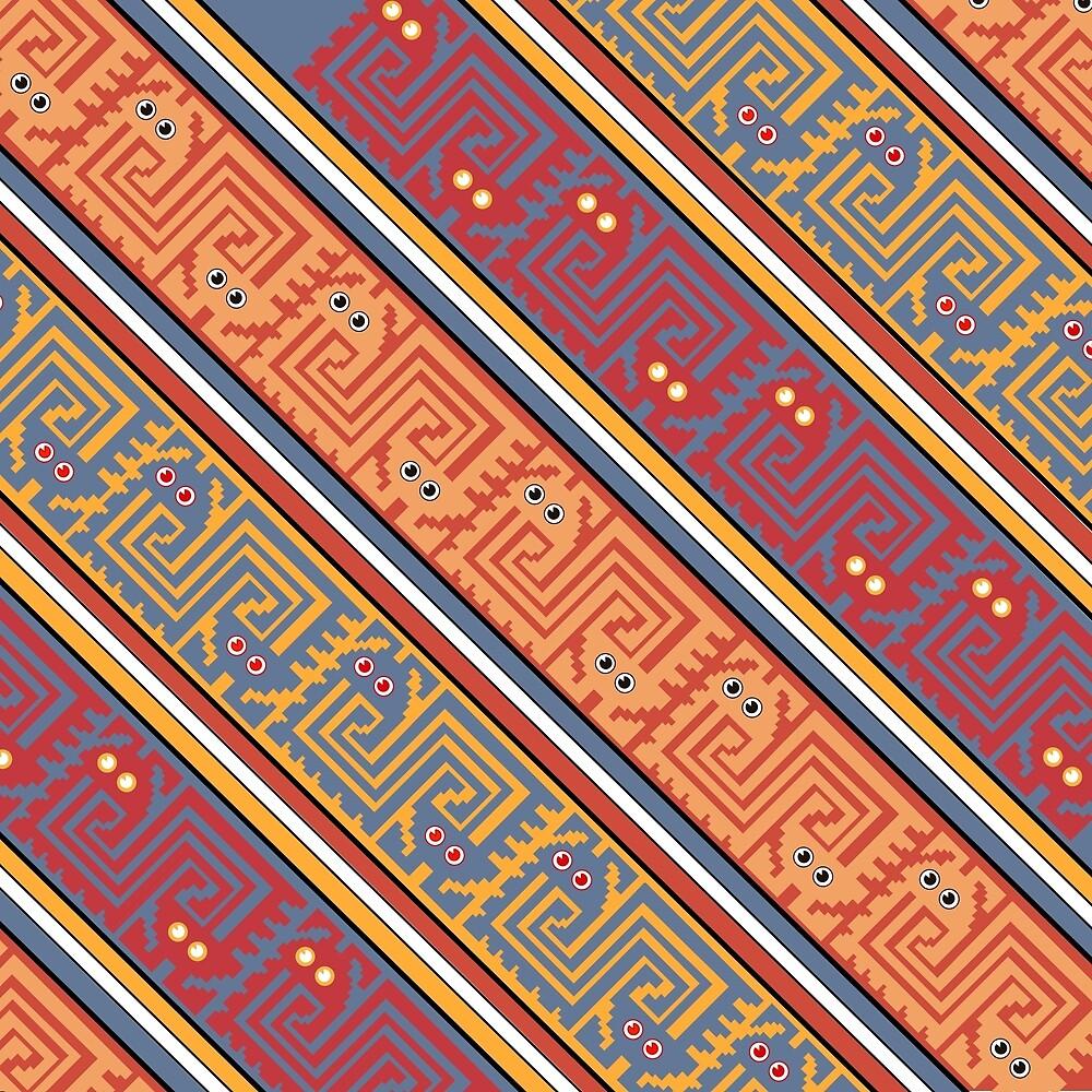 Pre Inka Pattern by Zurdo-pe