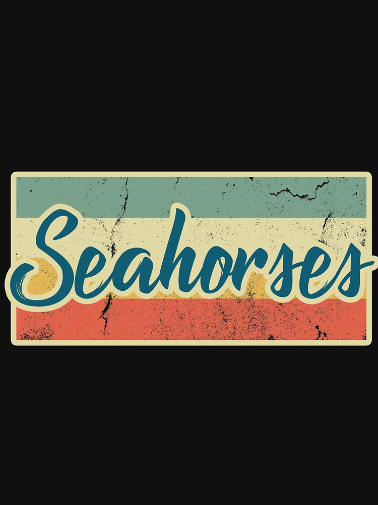 Seahorse mythology by GeschenkIdee