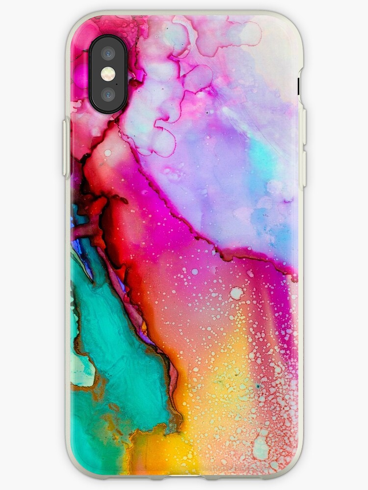 Apple iPhone Watercolor Edition by Kaiser-Designs