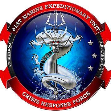 31st MEU Crisis Response Force by Quatrosales
