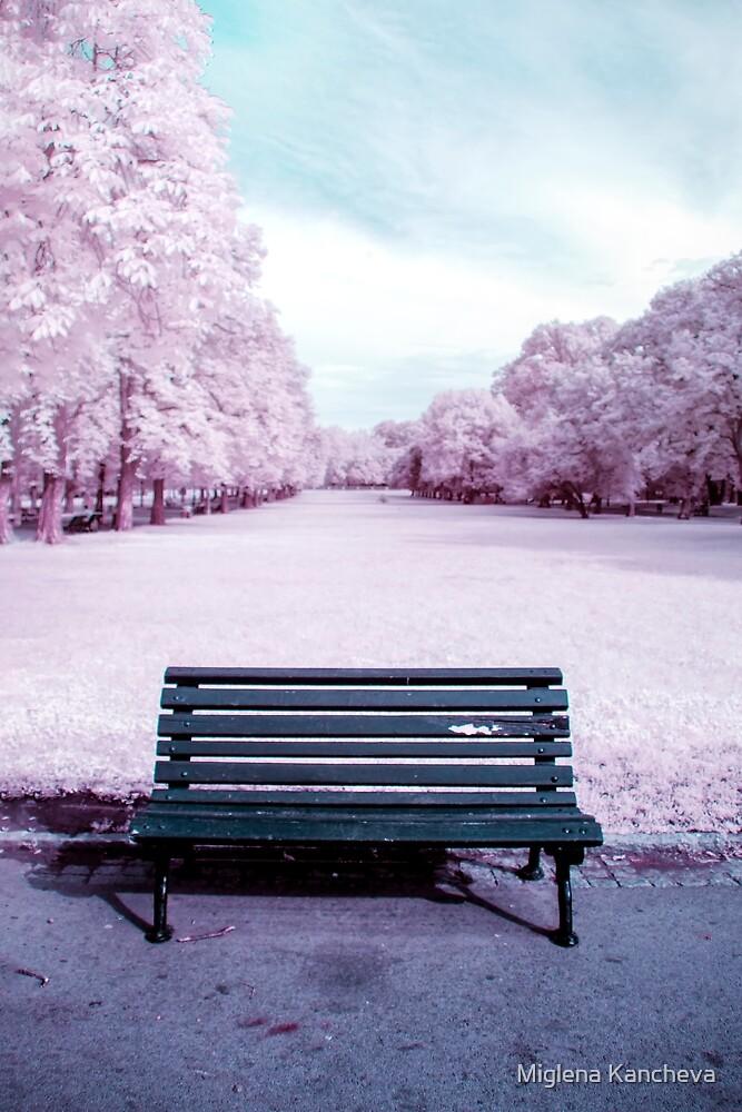 Park Scene by Miglena Kancheva