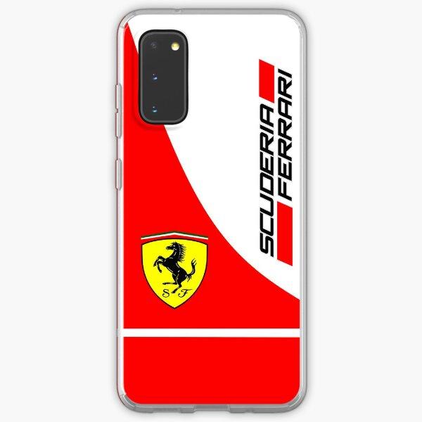Scuderia Ferrari Samsung Galaxy Soft Case