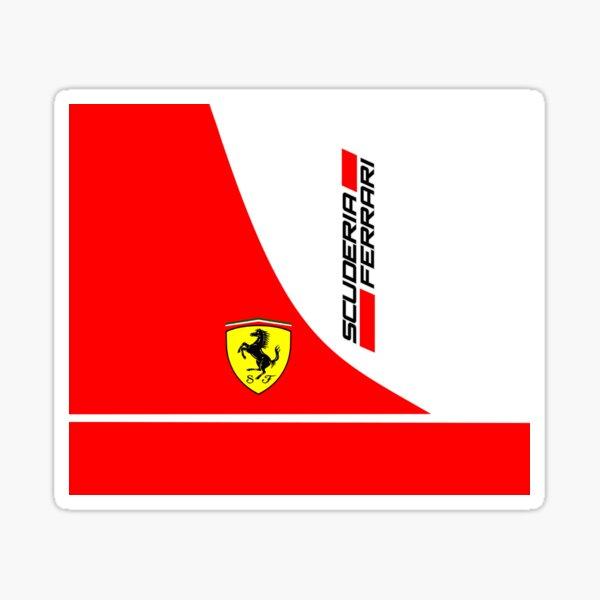 Scuderia Ferrari Pegatina
