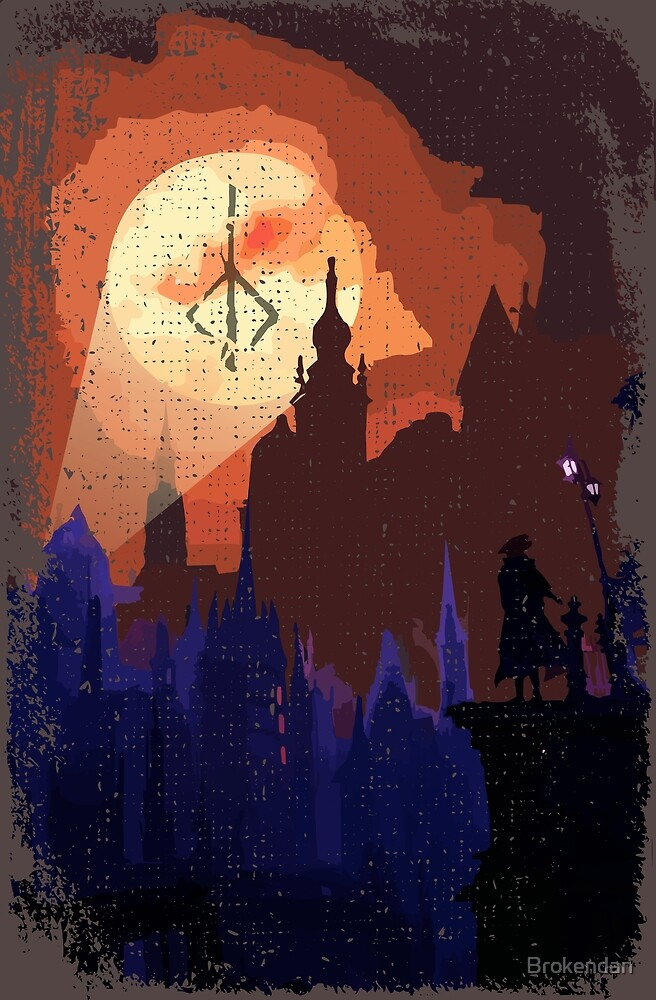 Hunt-Signal by Brokendan
