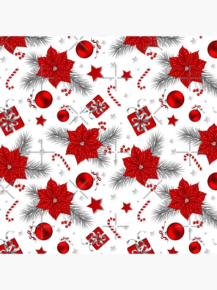 Christmas decoration pattern by katerinamk
