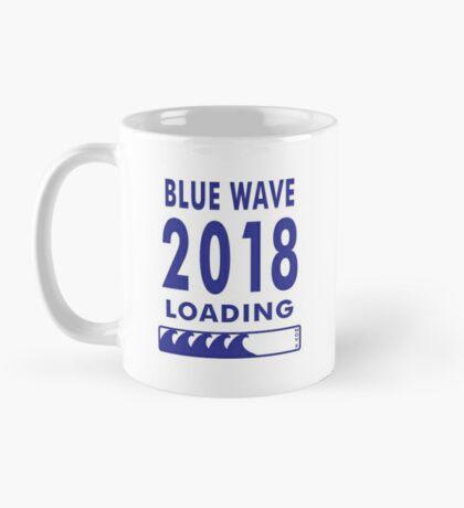 Blue Wave 2018 Loading Mug