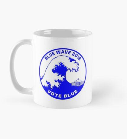 Blue Wave 2018 Mug