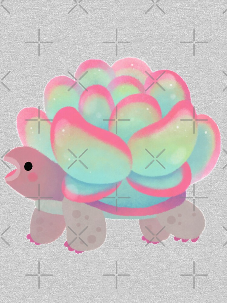 Cactus tortoise by pikaole