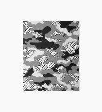 Lámina de exposición Camuflaje camuflaje -FJL-