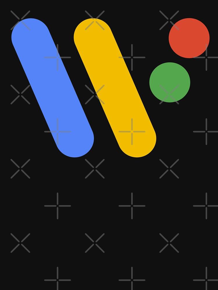 Wear Os by google Logo Graphic Design by JakOmar