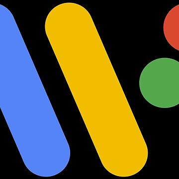 Wear Os by google Logo Graphic Design by JakOmar