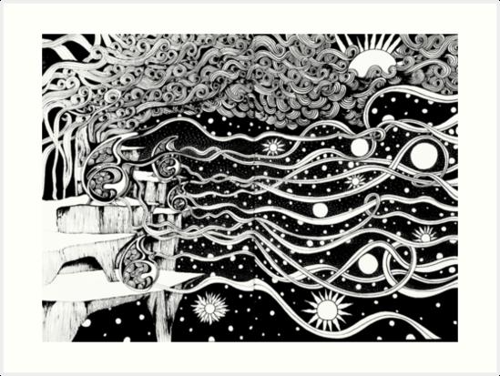 Starry Night by MariesArt