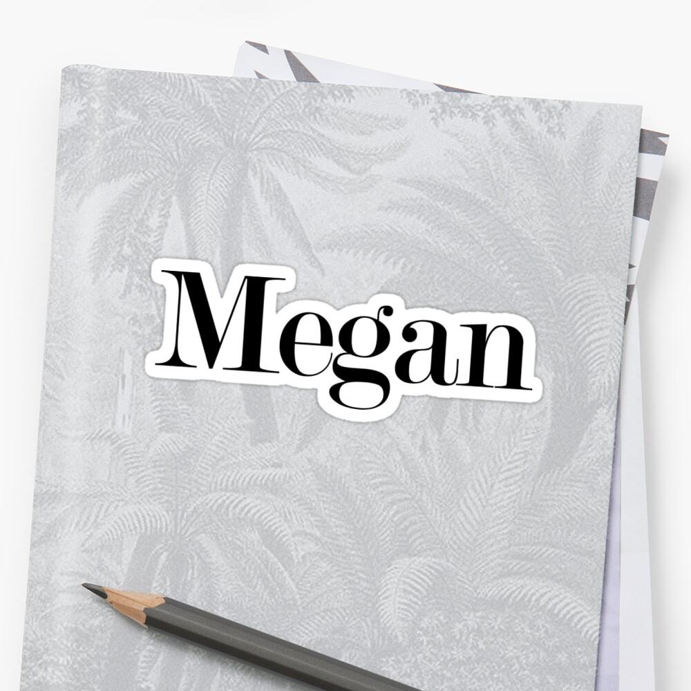 megan by arch0wl