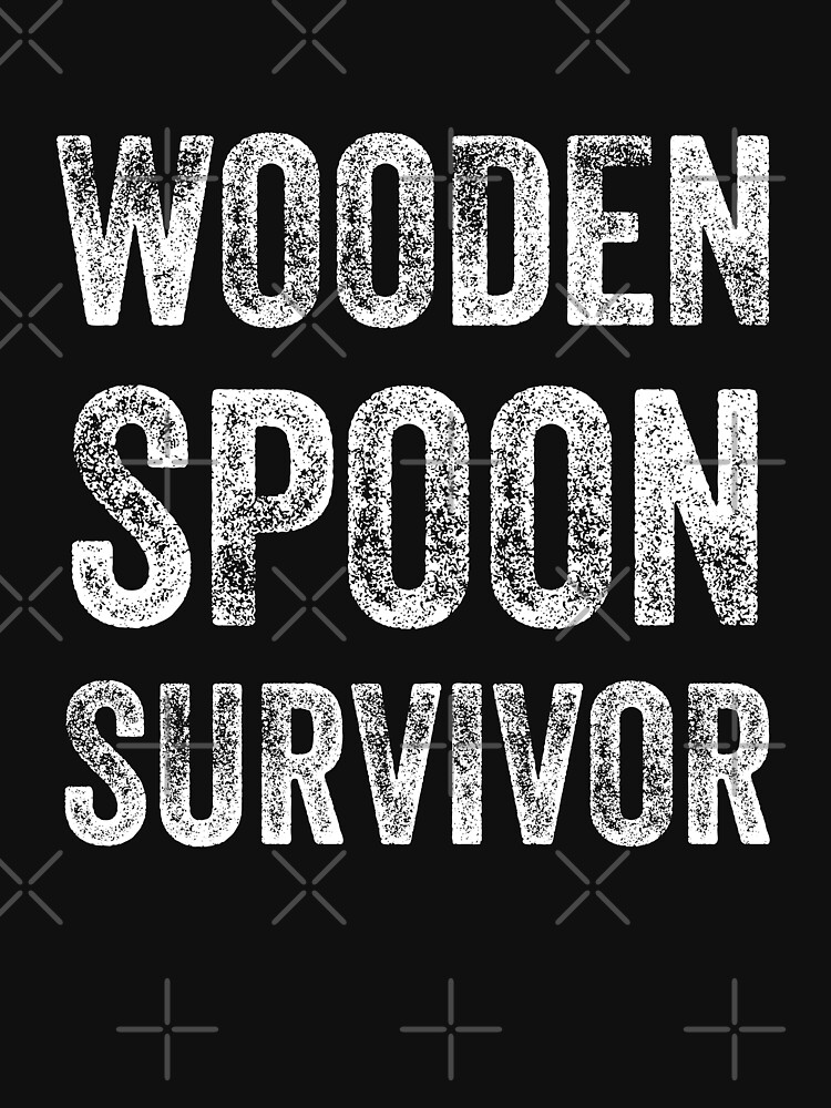 Wooden Spoon Survivor by with-care
