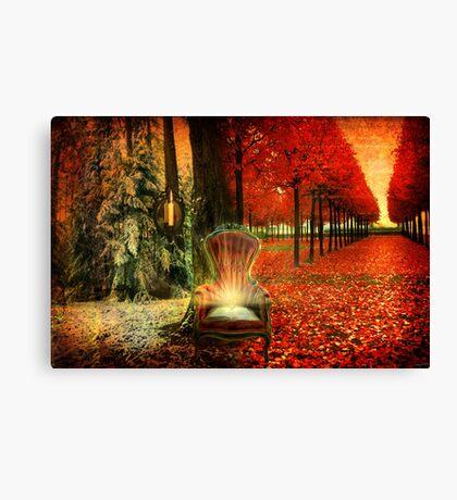 A Time and A Season Canvas Print
