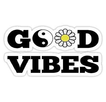 good vibes by Jayhaverson