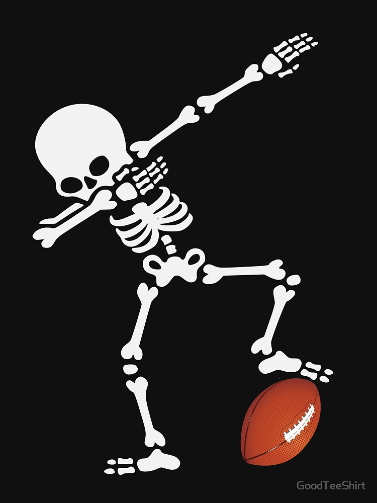 Funny Dabbing Skeleton Rugby Shirt - Perfect Dabbing Skeleton Rugby Hoodie - Women Man Kids - Perfect Gift by GoodTeeShirt