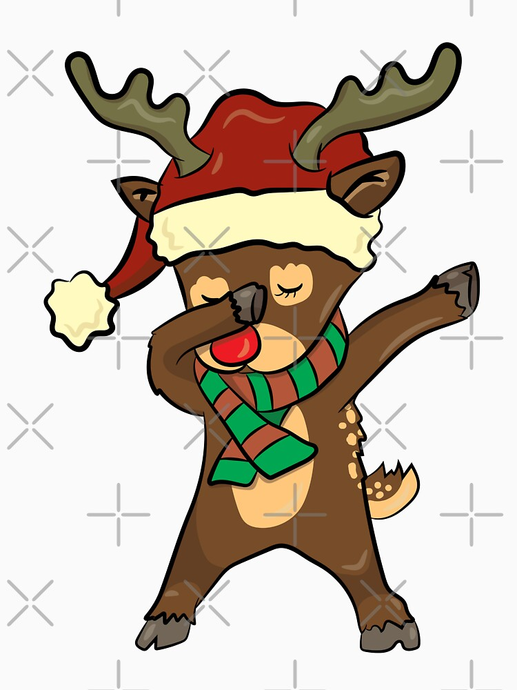Dabbing Reindeer by rkhy