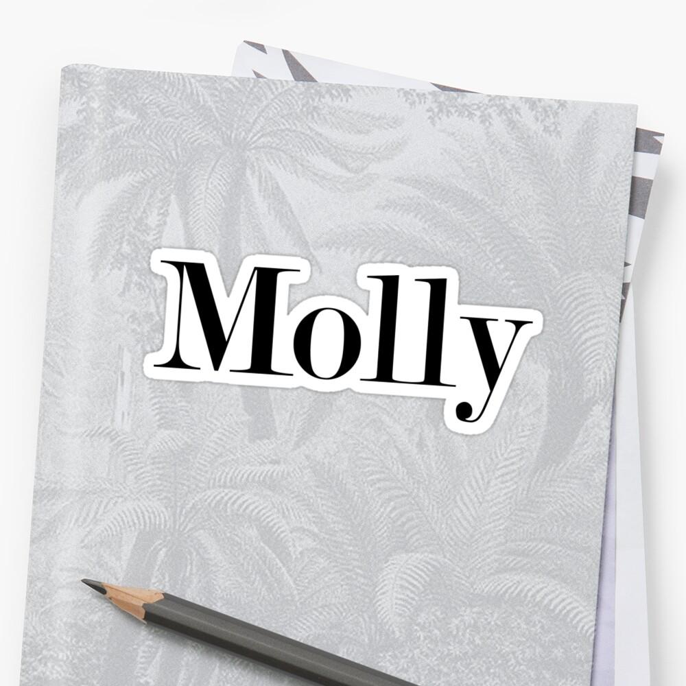 molly by arch0wl