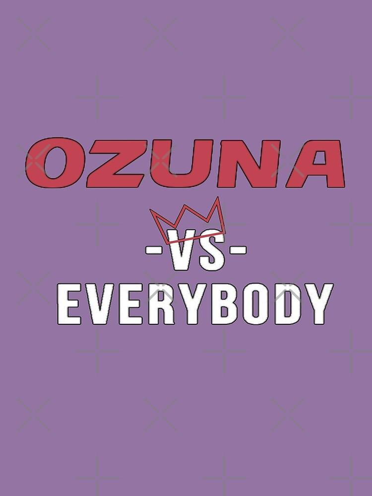 Ozuna vs Everybody by Mr Emerson