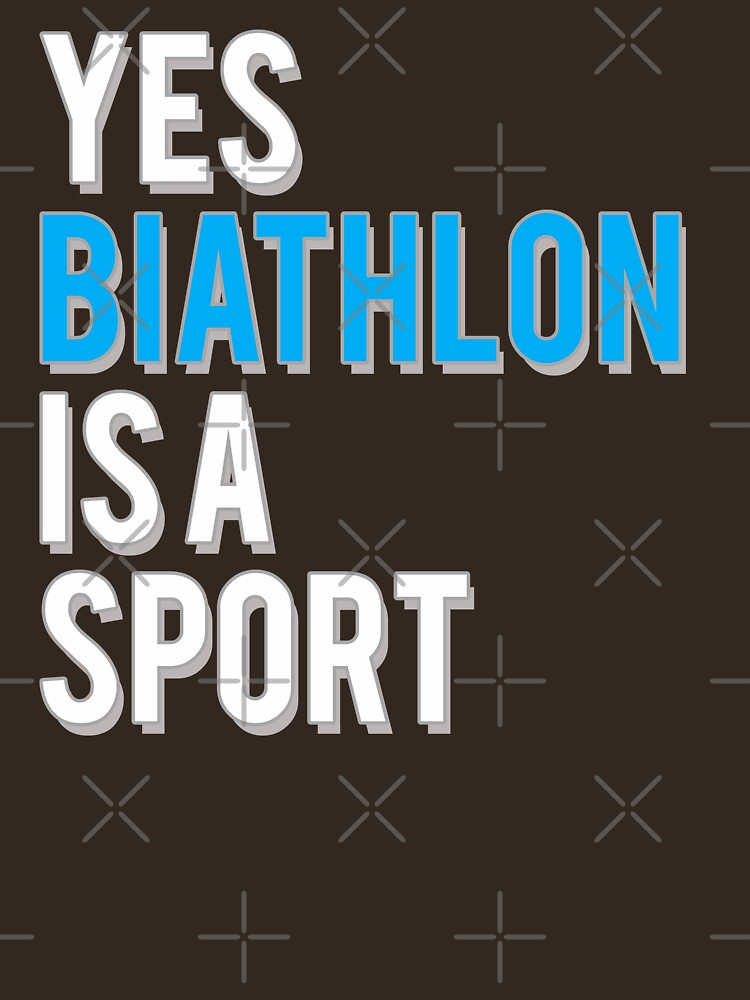Yes Biathlon is a Sport by starider