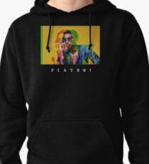 Playboi Carti Fan Art & Gear Pullover Hoodie