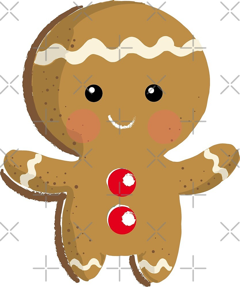 Gingerbread by Arianna Petrillo