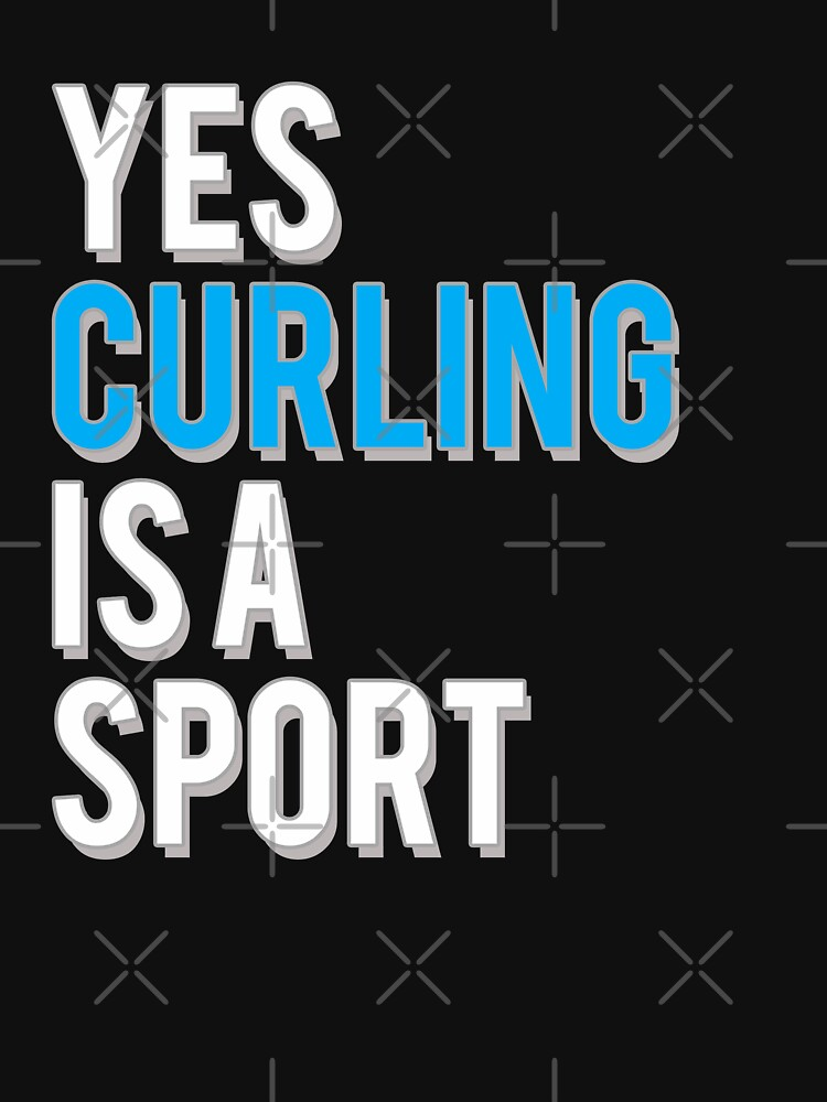Yes Curling is a Sport by starider