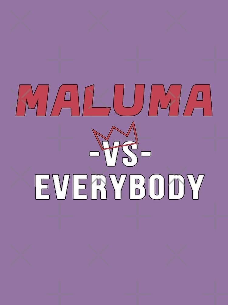 Maluma vs Everybody by Mr Emerson