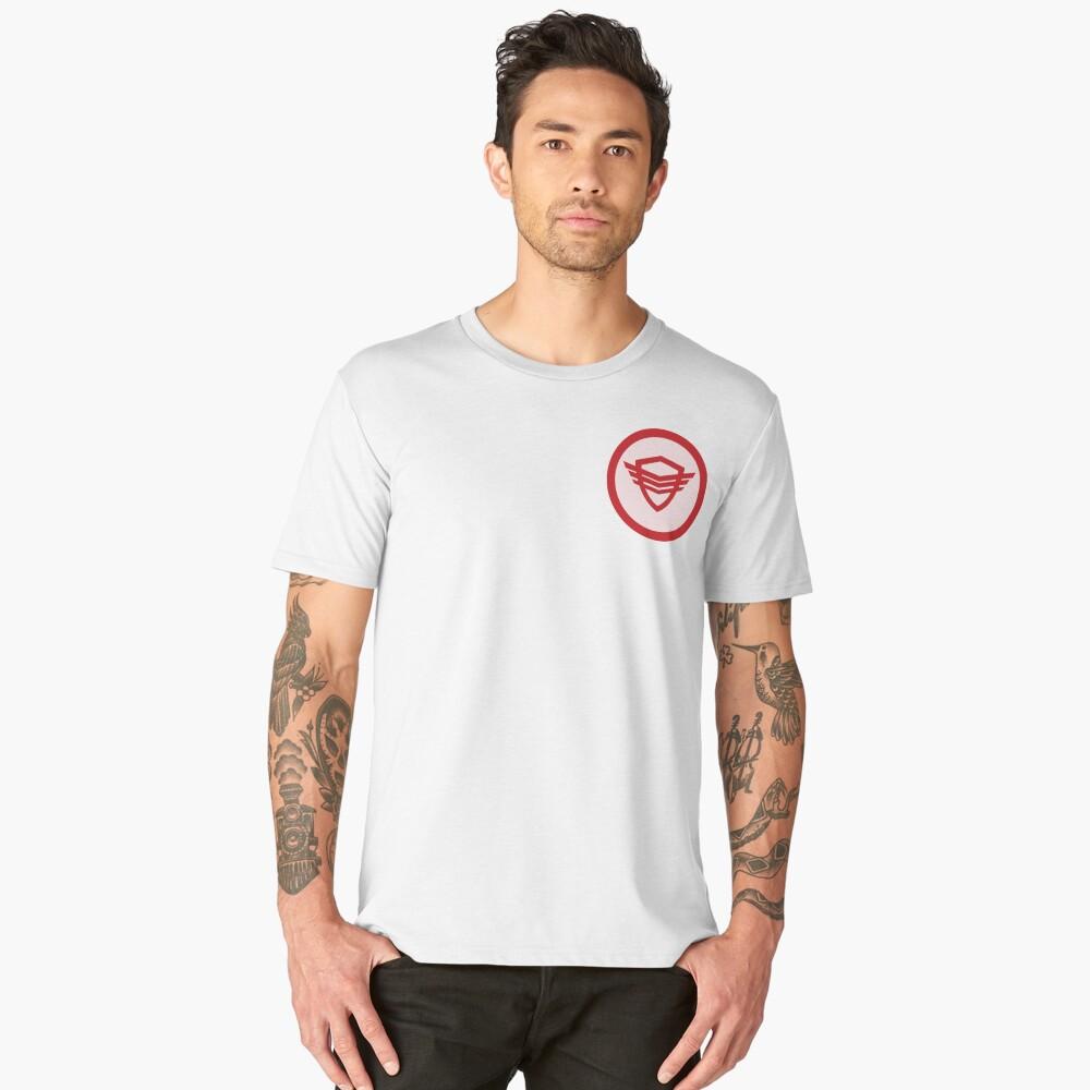 Alara's Patch Men's Premium T-Shirt Front