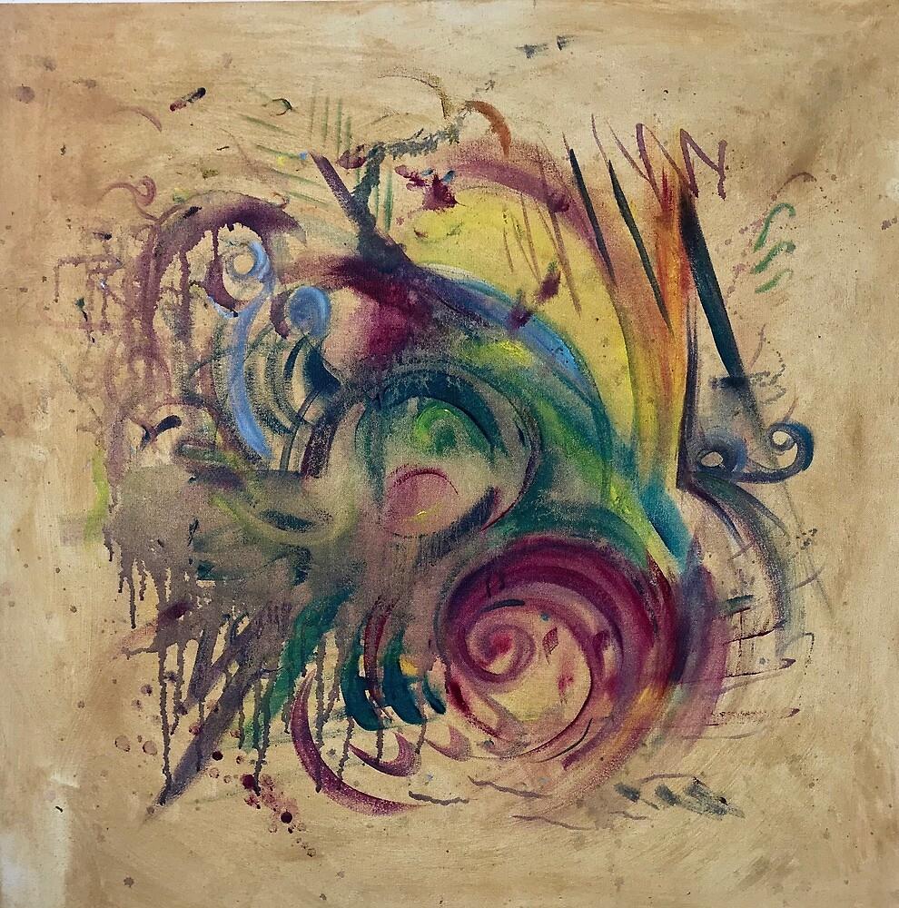 Cosmic Turn by Katie Jensen