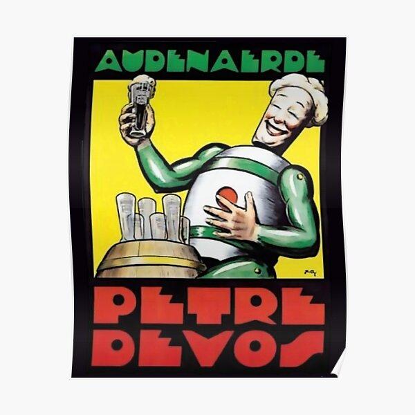 Petro Devos as seen on The Big Bang Theory Poster