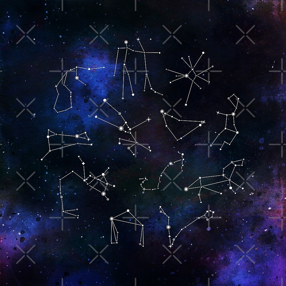 constellations by Laura Frère