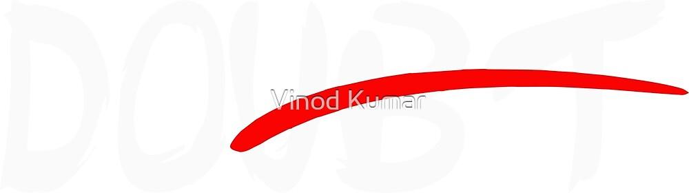 doubt by Vinod Kumar