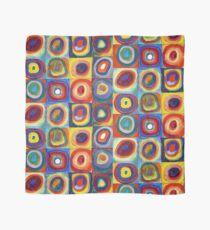 Wassily Kandinsky - Color Study - Bauhaus Art Scarf