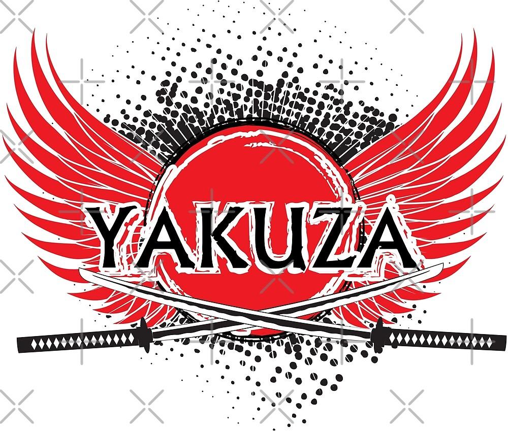 Yakuza Sumurai Katanas by leen12