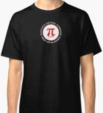 Camiseta clásica Camiseta negra y otros 16 tipos de ropa (Mathematorium) (M7ROW-WL)