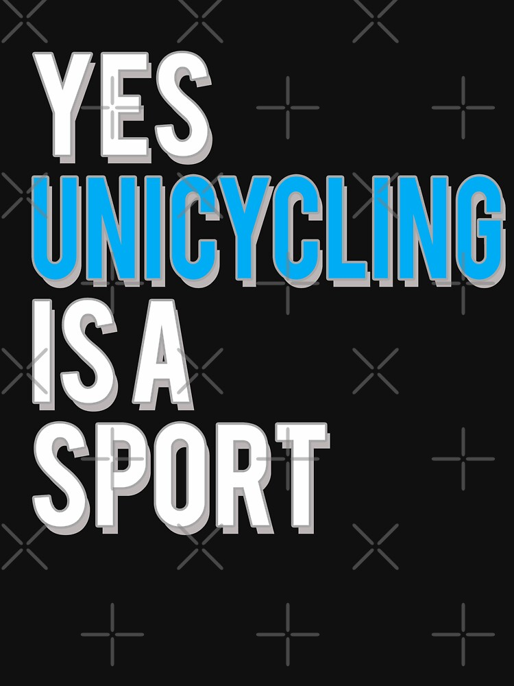 Yes Unicycling is a Sport by starider