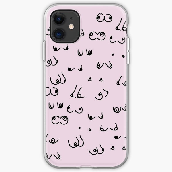 All Kinds of Tits iPhone Soft Case