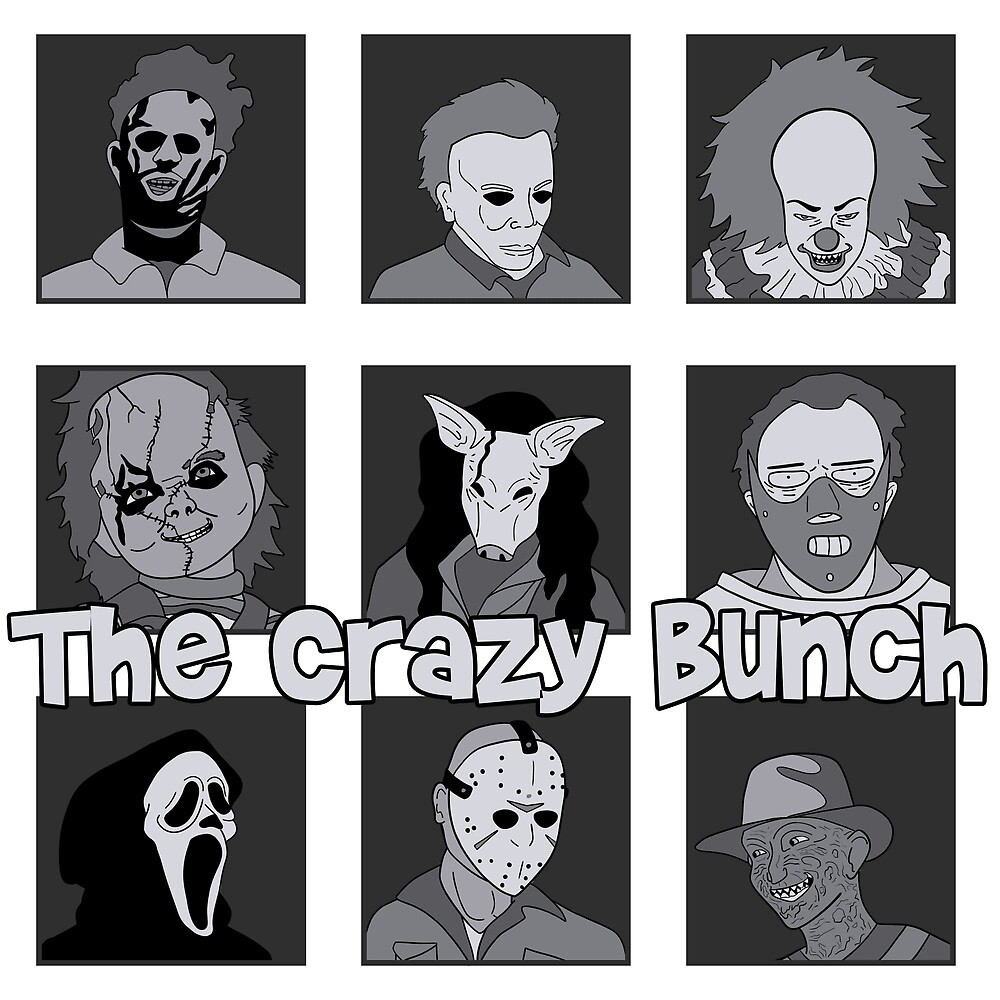 The Crazy Bunch by TheBigT2