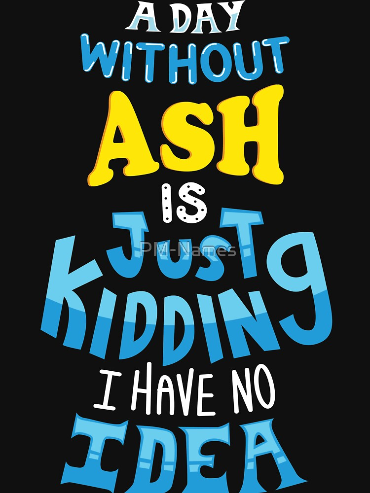 Best Friends Dearest Name Design Ash by PM-Names