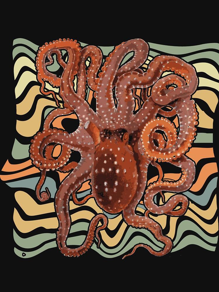 Octopus monster by GeschenkIdee