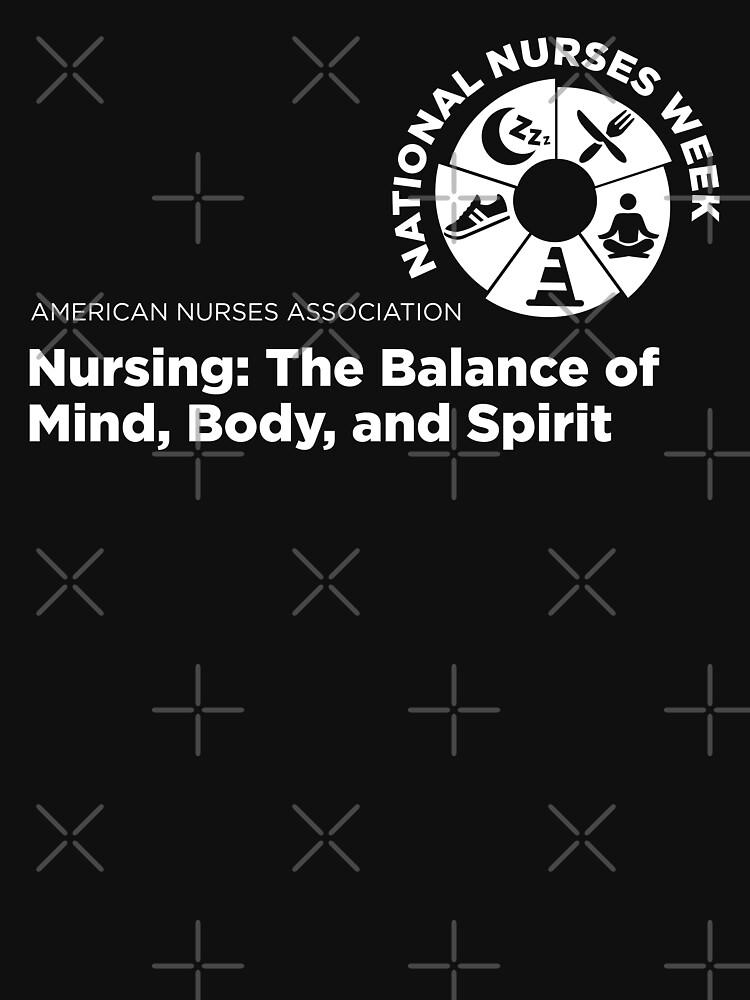 National Nurses Week - American Nurses Association by JakOmar
