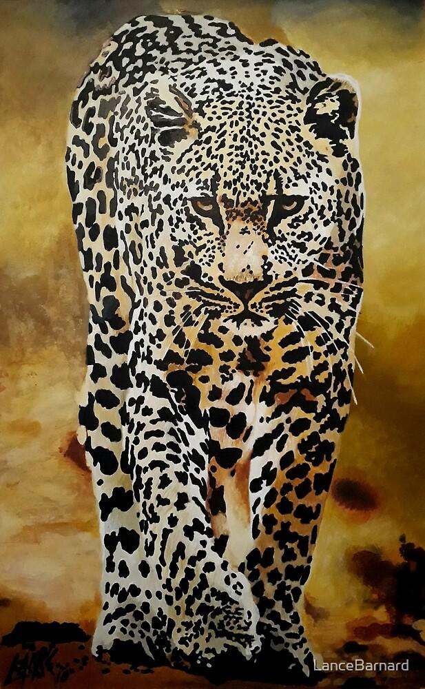 African Queen by Lance Barnard
