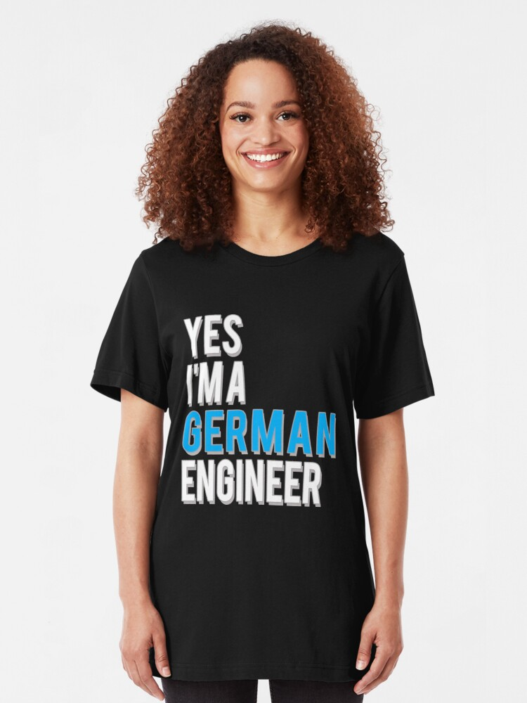 I´m from Germany T-Shirt Yes