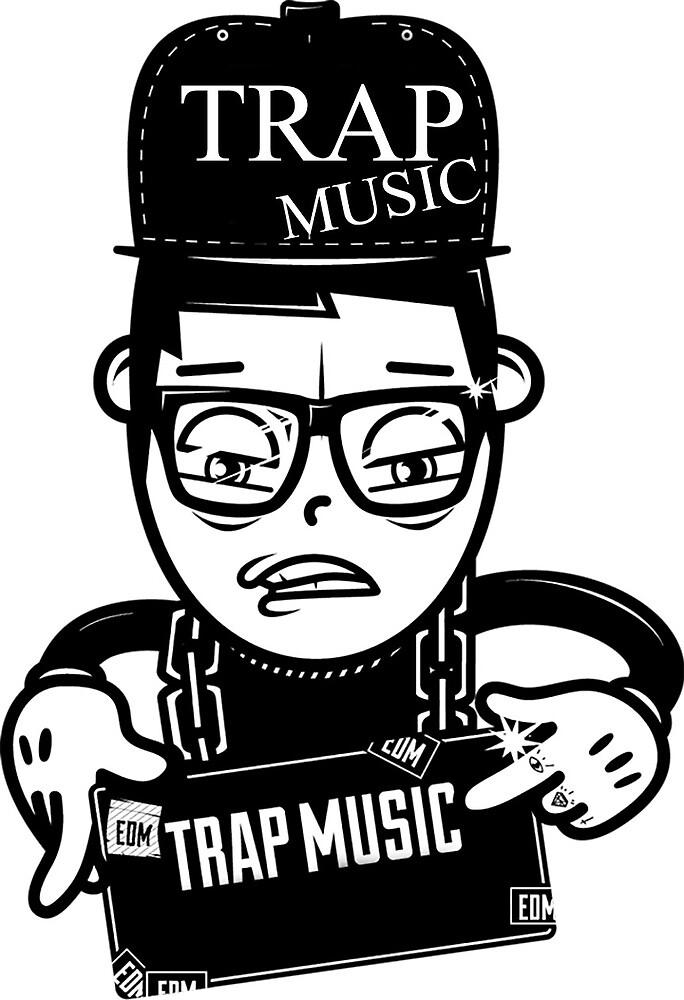 trap music by erilc
