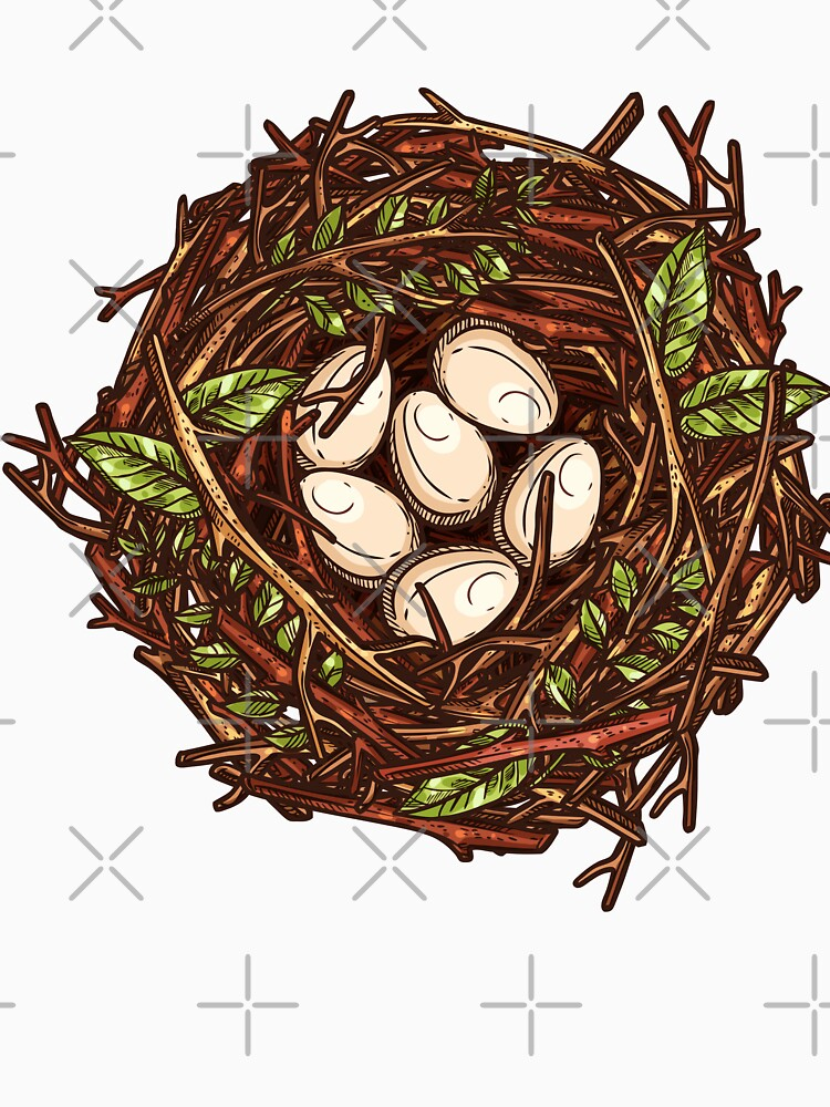 Nest Graphic Art Work Design  by JakOmar
