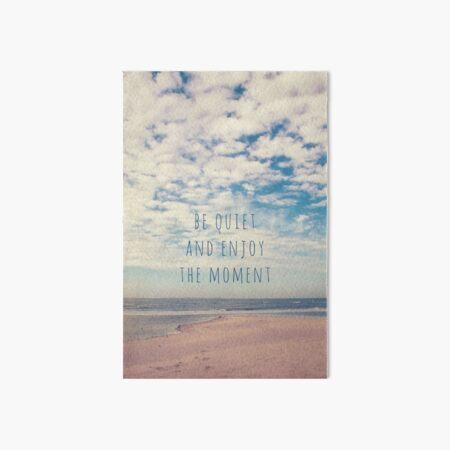 Amrum Moments II Art Board Print