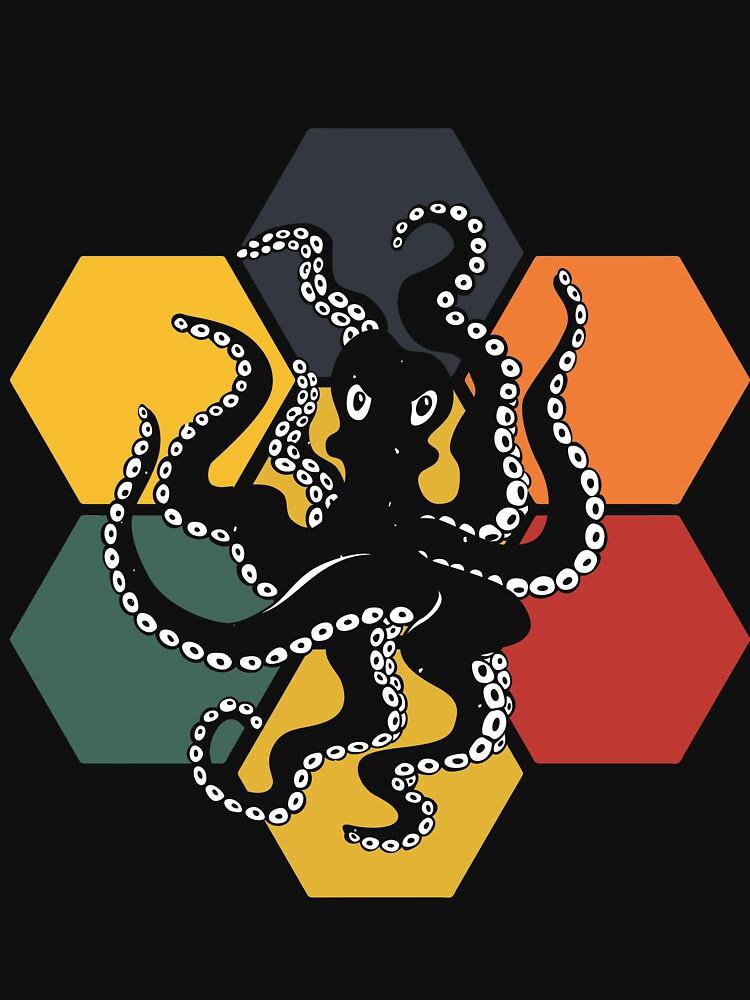 Octopus delicacy by GeschenkIdee