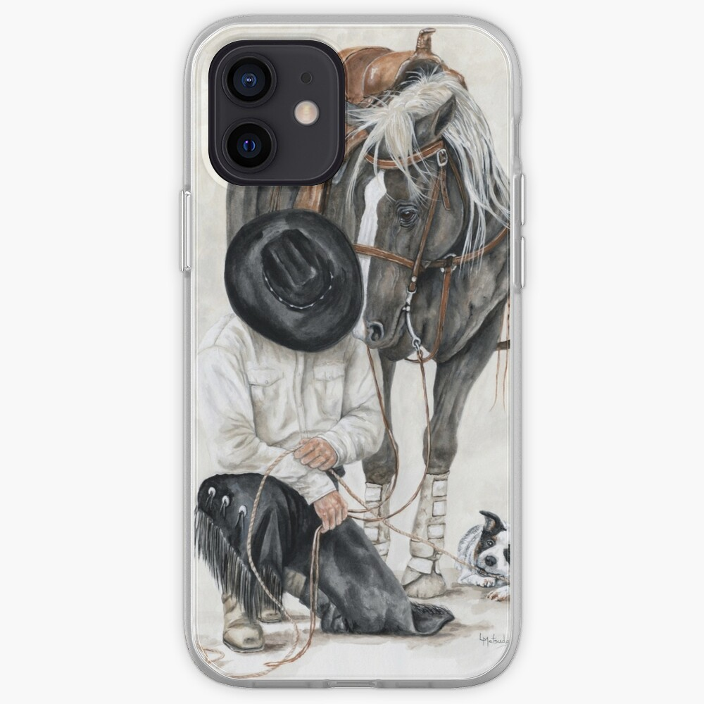 Roper The Pup iPhone Case & Cover